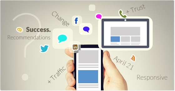 """Is your website """"mobile friendly"""" enough for Google?!"""